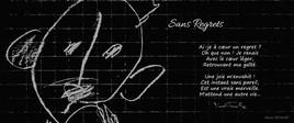 """Poème """"Sans Regrets"""" Album """"EPOKHE"""""""