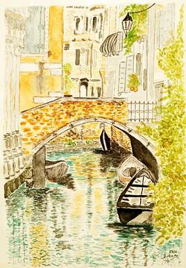 Venezia . Pont I