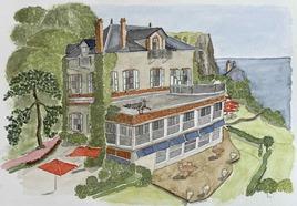 Dormy House, Etretat