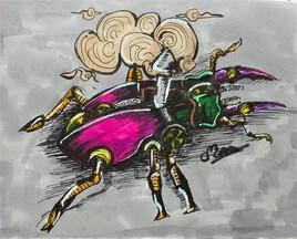 insecte steam