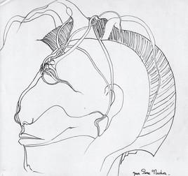 Autoportrait Onyrique