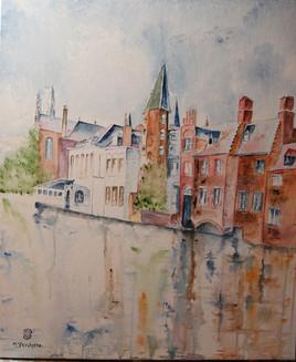Bruges par les canaux-N°15