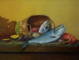 Panier du pêcheur