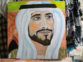 """ Le Prince éclairé ...""  (  Prince Hamdan de Dubaï )"