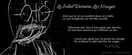 """Poème """"Le Soleil Derrière Les Nuages - (Les Marches Orphelines Partie I)"""" Album """"EPOKHE"""""""