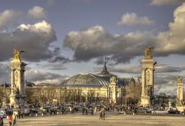 paris, grand palais