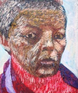 Autoportrait noir