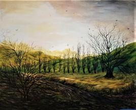 paysage automnal