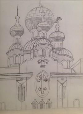 Church in St. Petersburg