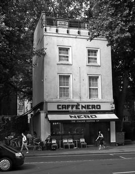 Italian Coffee in London
