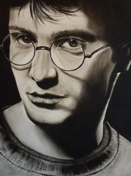Portrait de Daniel Radcliffe