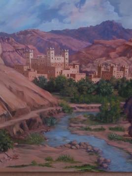 paysage amazigh