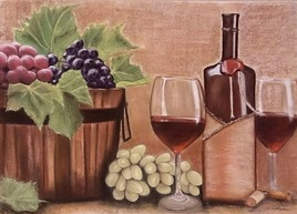 l'homme et le vin