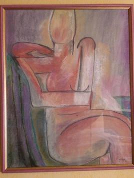 femme abstraite