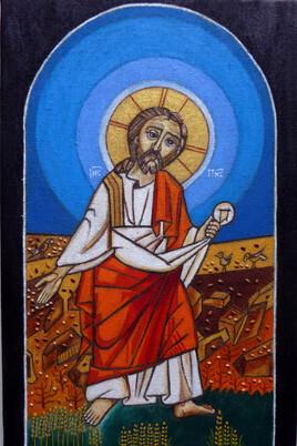 Jésus Christ Le Semeur