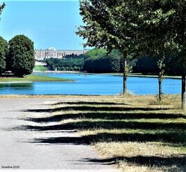 Versailles côté parc..
