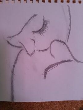 Doux baiser!