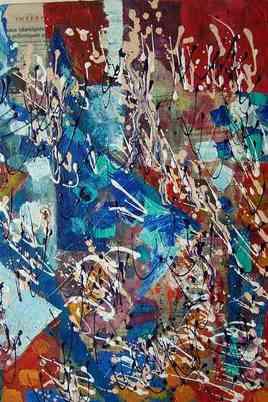 Triptyque, 2006,