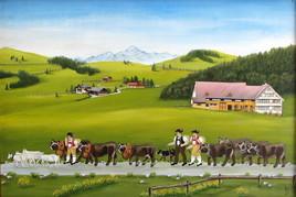 LA belle ferme d'Appenzell