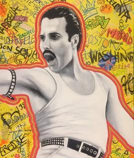 """Freddie tribute"""
