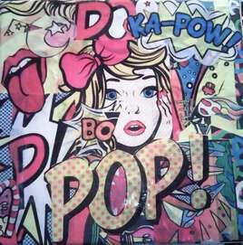 maquette POP ART
