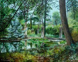 Le jardin de Javon