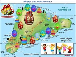 Pâques : l'ile aux enfants ! :)