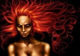 Femme infernale