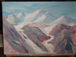Du mouvement au Mont-Blanc