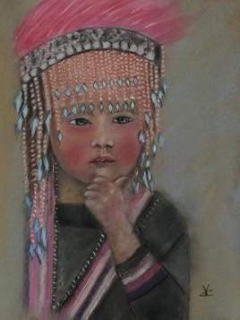 Enfant d'Asie