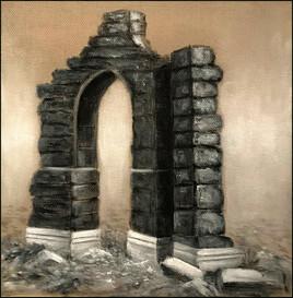 Ruines romaines.