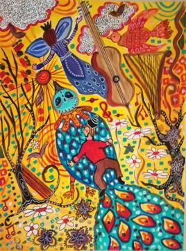 Le murmure de Chagall