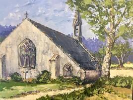 chapelle de tremalo à Pont aven