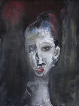 Portrait d´une femme