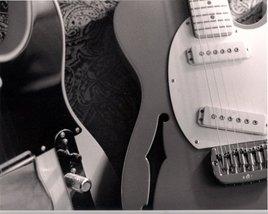 Guitare reçoit de la visite.
