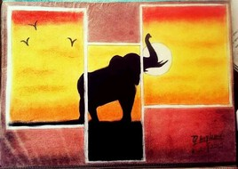 Paysage d'Afrique 2