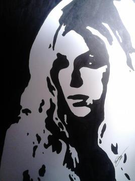 Dessin Shakira