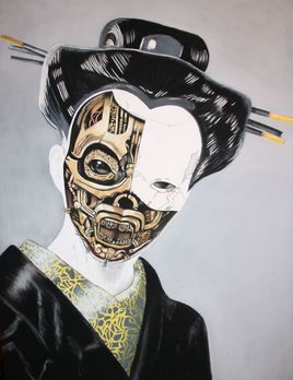 Geisha robot (Ghost in the shell)