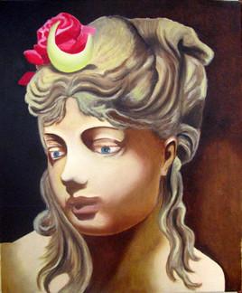 Artemis (d'après un buste de rodin)