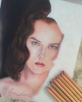 Nicole Kidman - Satine, Moulin rouge