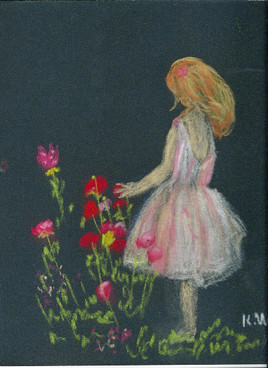 Petite fée des jardins