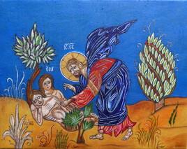 La renaissance d'Adam et Eve