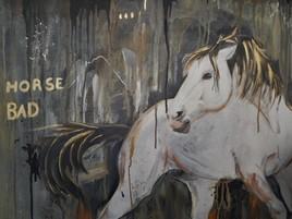 horse bad