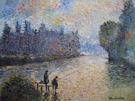 les deux pêcheurs
