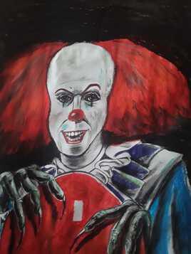 Grispsou le clown