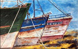 bateaux retraités