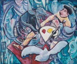 Le peintre et ses démons