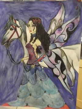 Horse Fairy