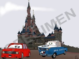85-  Film CAR de Disney
