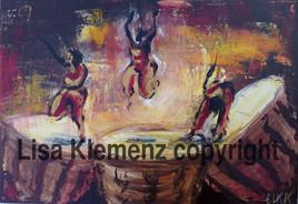 Africa danse
